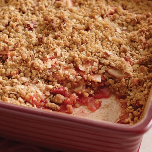 Cheery Cherry Apple Crisp - The Pampered Chef®