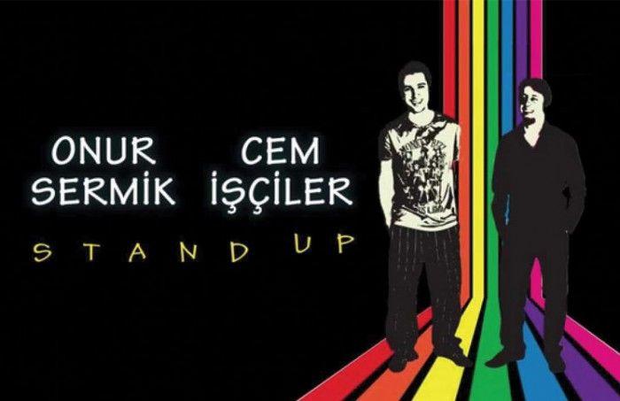 """Onur Sermik """"Ben vs. Siz"""" ve Cem İşçiler """"Açık Konuşuyorum"""" Stand-Up Gösterileri ile 11 Ekim'de Profilo Alışveriş Merkezi'nde…"""
