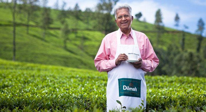 Dilmah Private Tea Tastings  111 Negombo Road, Peliyagoda  +94 11 482 2000   info@dilmahtea