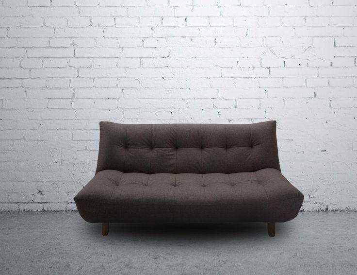 Ocala Sofa Bed Dark Grey