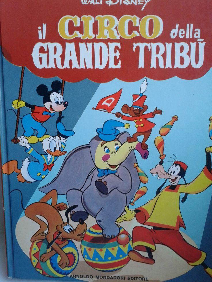 Il circo della grande tribù