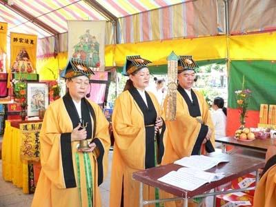 Three Daoshi