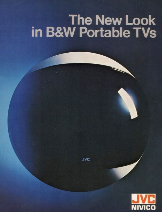 JVC Portable TVs