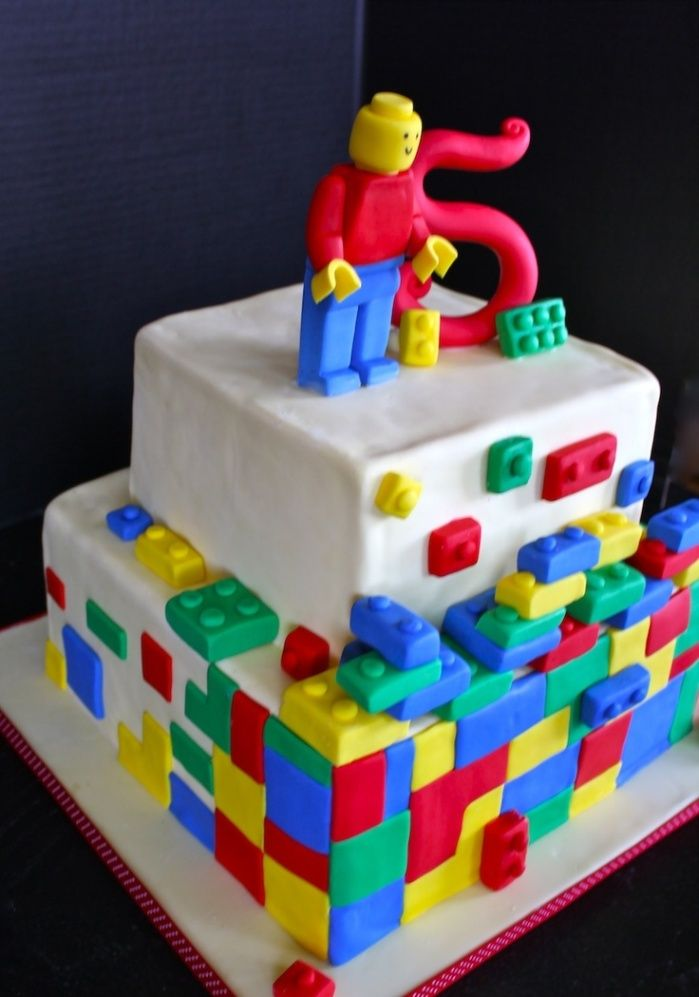 Lego cake Birthday Cakes Design Ideas by techblogstop ...