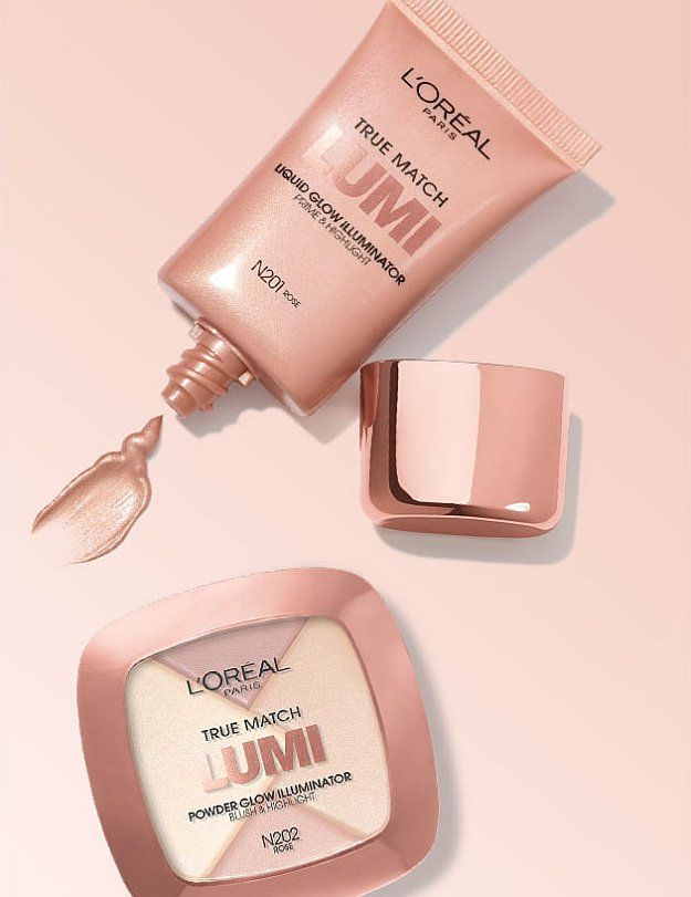L'Oreal | 10 Gluten Free Makeup Brands for Beauties with Celiac, check it out at http://makeuptutorials.com/gluten-free-makeup-celiac-disease/