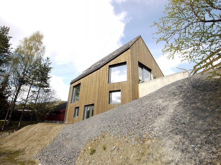Driv Arkitekter   Bolig Lillehammer