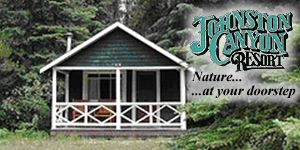 Johnston Canyon Resort | Banff Cabins & Cottages