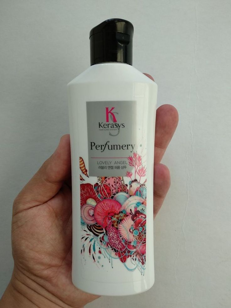 KERASYS Perfumery LOVELY ANGEL Perfumed Shampoo 180ml, Travel Hair Care #KERASYS