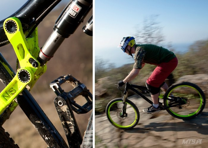 @NS Bikes #NS Bikes Soda  NS Bikes Soda Air Test ride at San Romolo track.