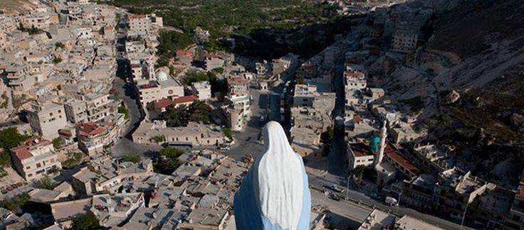 Tre segni di speranza di Maria per i cristiani d'Oriente.