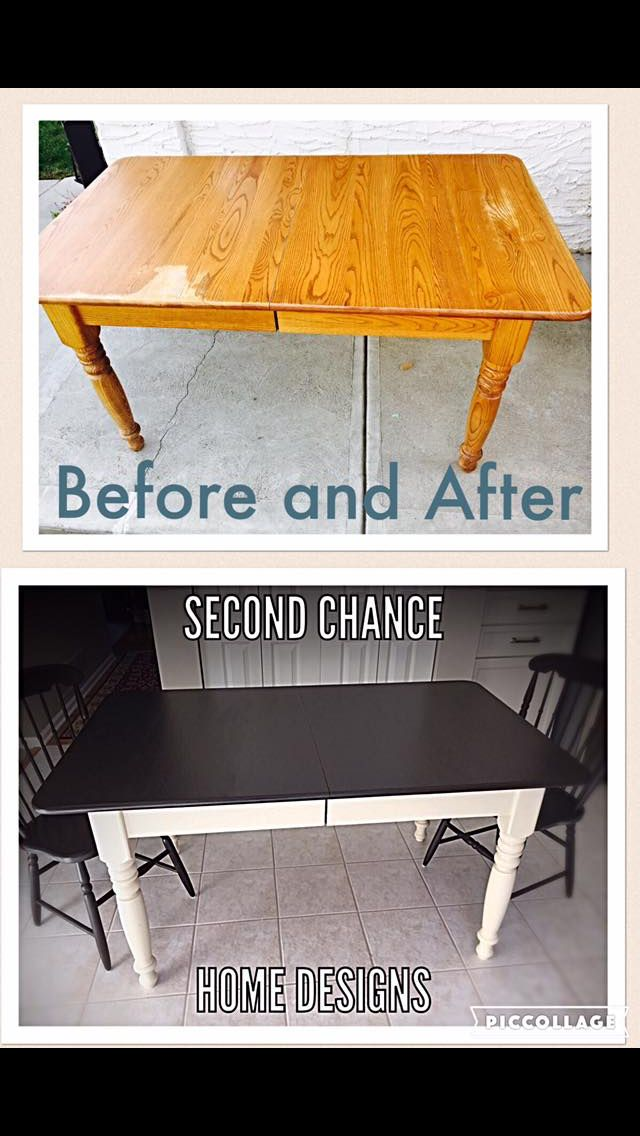 Before and after using General finishes Java gel stain on top and Annie Sloan Old Ochre on the bottom.#General finishes #AnnieSloan #SecondChanceHomeDesigns