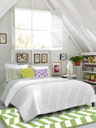 check out teen vogues bedding collection i love this comforter this would be good for a beached themed bedroom