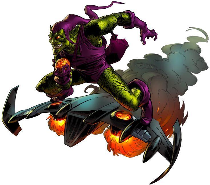 Green Goblin by alexiscabo1 on DeviantArt