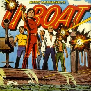 Woody Woodmansey's U-Boat LP