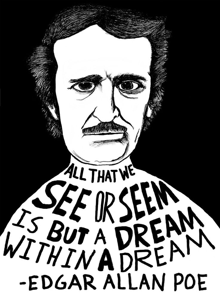 edgar allan poe writing styles
