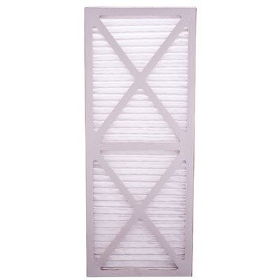 """Quality Filters, Inc Dust and Pollen Air Conditioner Air Filter Size: 30"""" H x 12"""" W x 1"""" D"""