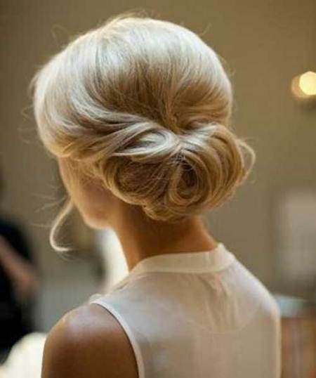 elegant updo for thin hair updos for thin hair