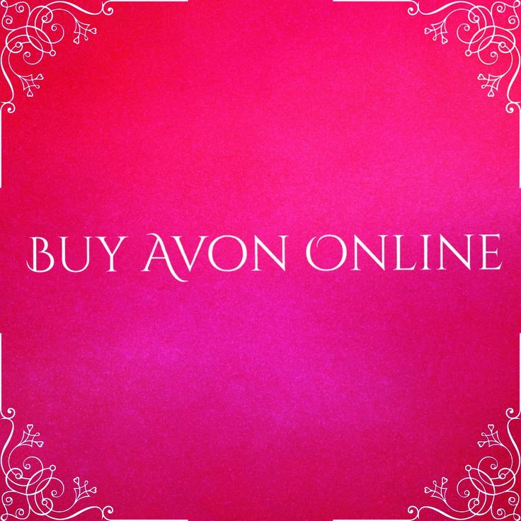 Did you know you can buy Avon online? No well shop my EStore today! http://www.youravon.com/jfernandez3798