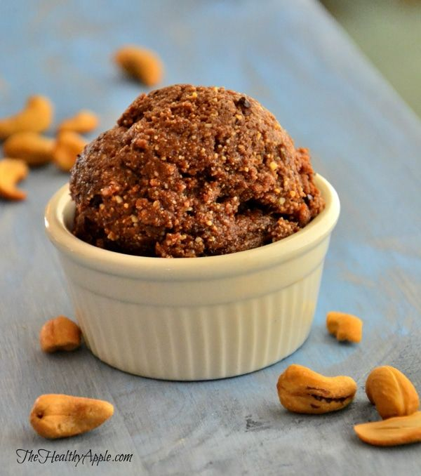 Chocolate Coconut Cashew Butter