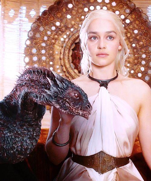 Daenerys Targaryen. Juego de Tronos