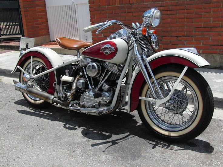 1960 Harley Davidson   harley-davidson-panhead-f-l-h-1960-de-coleccion_MLV-F-3169462675 ...