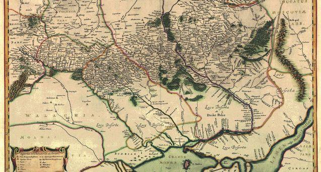 Как менялась территория Украины. Исторические карты (ФОТО, ВИДЕО)