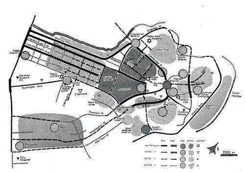 Resultado de imagen de kevin lynch la imagen de la ciudad
