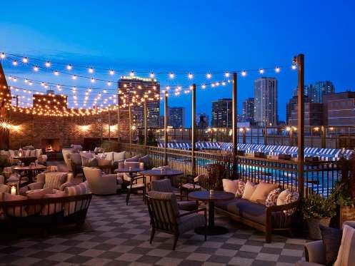 Soho House hotel | Chicago