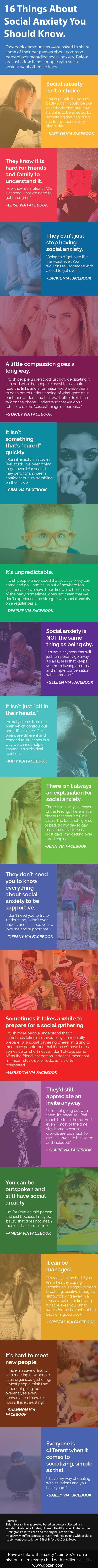 social anxiety tips for teens