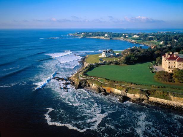Take a long weekend break from NYC to visit the seaside resort of Newport, Rhode Island as seen on TravelChannel.com.