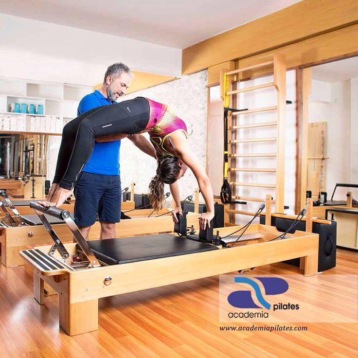 Academia Pilates'in birebir eğitimleriyle vücudunuza esneklik kazandırın.