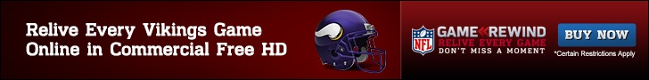 Minnesota Vikings | Season Schedule  See the Vikings in a home game