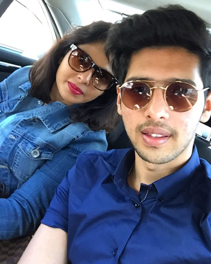 """armaanmalik22: """"Spending #internationalwomensday with the woman responsible for whatever I am today! Love you mom"""""""