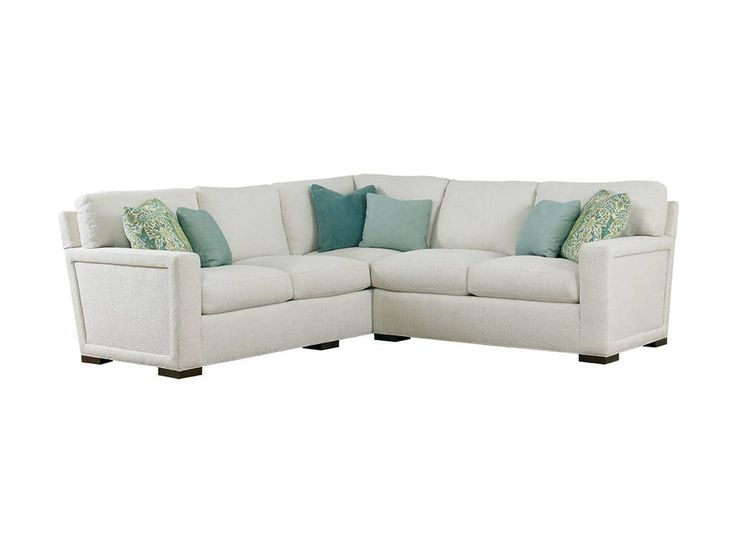 Stacy Furniture -- Sherrill Sectional DC113-DC102-Sect