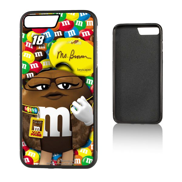 Kyle Busch iPhone 7 Plus Brown M&Ms Bump Case - $19.99