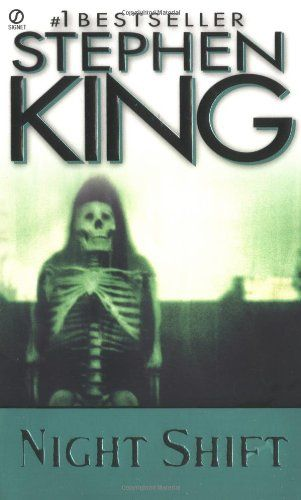 Cheapest copy of Night Shift (Signet) by Stephen King | 0451170113 | 9780451170118 - Buy sell and rent cheap textbooks, books and more | BIGWORDS.com