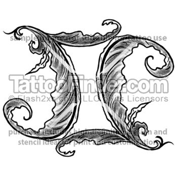 70 best images about gemini tattoos on pinterest zodiac tattoos behance and horoscopes. Black Bedroom Furniture Sets. Home Design Ideas