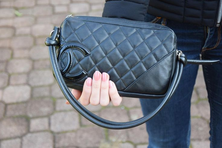 Chanel Cambon Bag, fashion blogger outfit - ootd