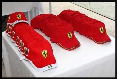 imprintables: Ferrari car party!