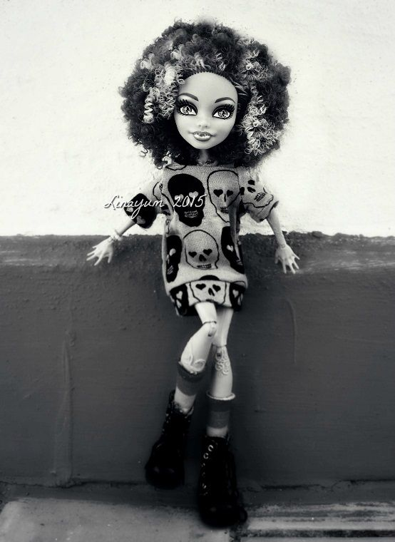 "Mostly Monster High (I believe its called ""an obsession"")."