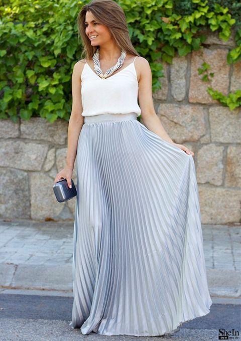 skirt160314701 - Style Gallery & Lookbook of SheIn us