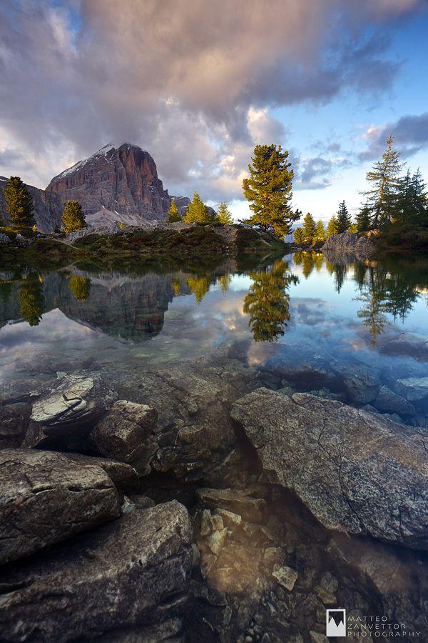 Limides lake - Dolomites - Italy