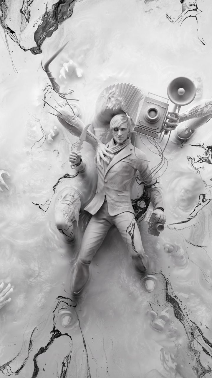 The Evil Within 2 Stefano And Obscura 4k The Evil Within The Evil Within 2 Evil Within Wallpaper