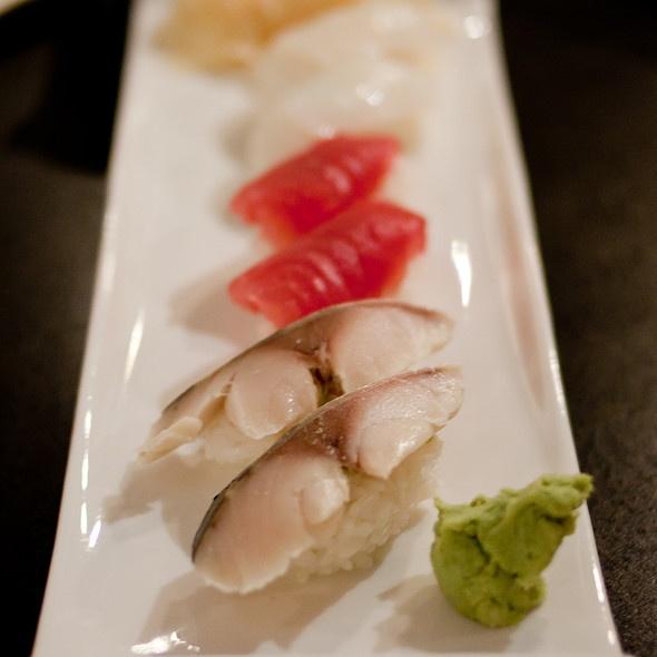 Sushi @ Wayo Sushi Restaurant (San Francisco) - Wanted by Foodspotting iPhone developer Marc