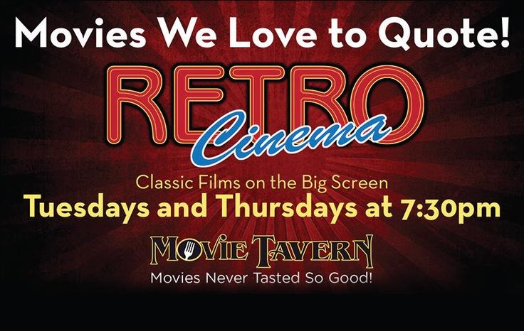Pancakes and a Flick - Christmas movies, Movie Tavern