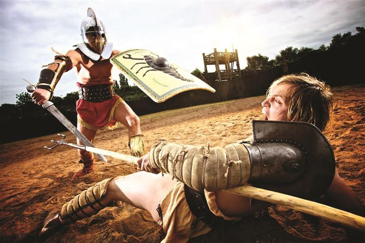 If you live near London don't miss the #Gladiator Games on 25-28 August 2017 at the Museum of London! Book early for 20% discount.