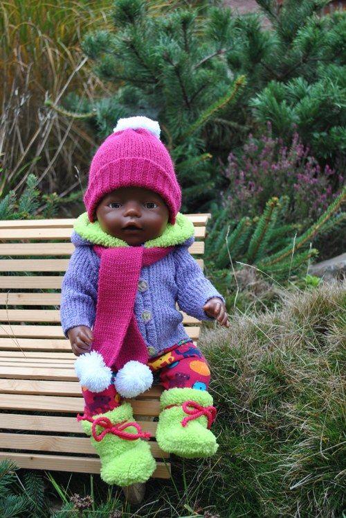 Komplet pro panenku Llorens 42cm - na objednávku