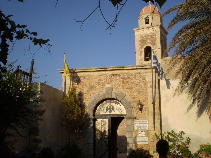 Toploi Monastery