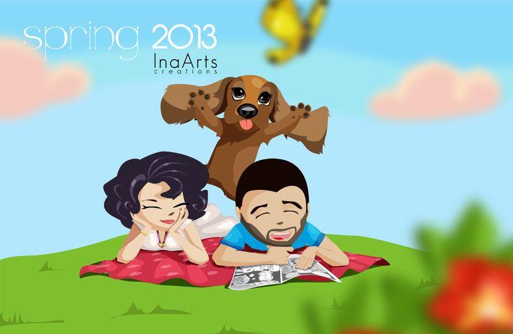 Illustrazione | InaArts Creations
