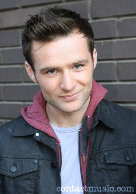 Harry Judd. Drummer. Dancer (kind of). Probably the HOTTEST guy in McFly.